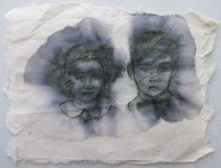 """sister and brother 5""""x6"""""""