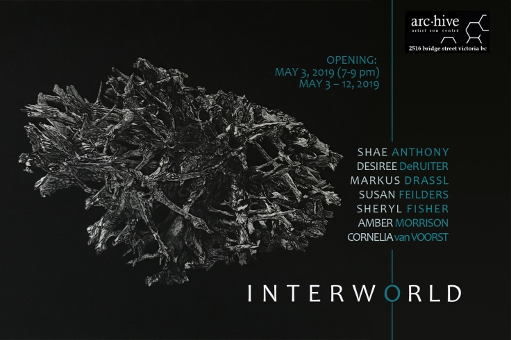 INTERWORLD POSTCARD